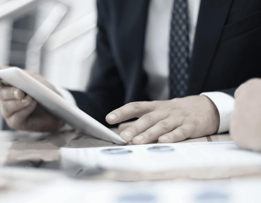 securing finance
