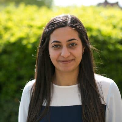 Noura Aghawani <div>BA (Hons)</div>