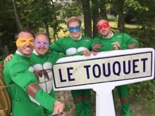 Lurking around Le Touquet