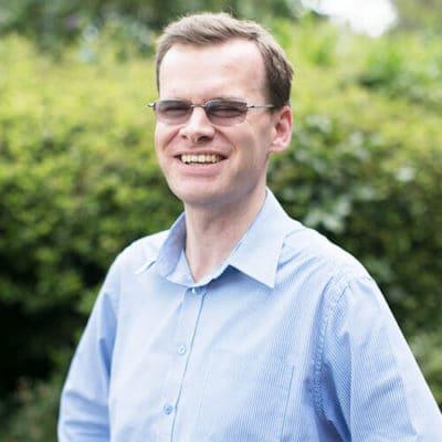 Geoff Farmer<div>BSc (Hons)</div>