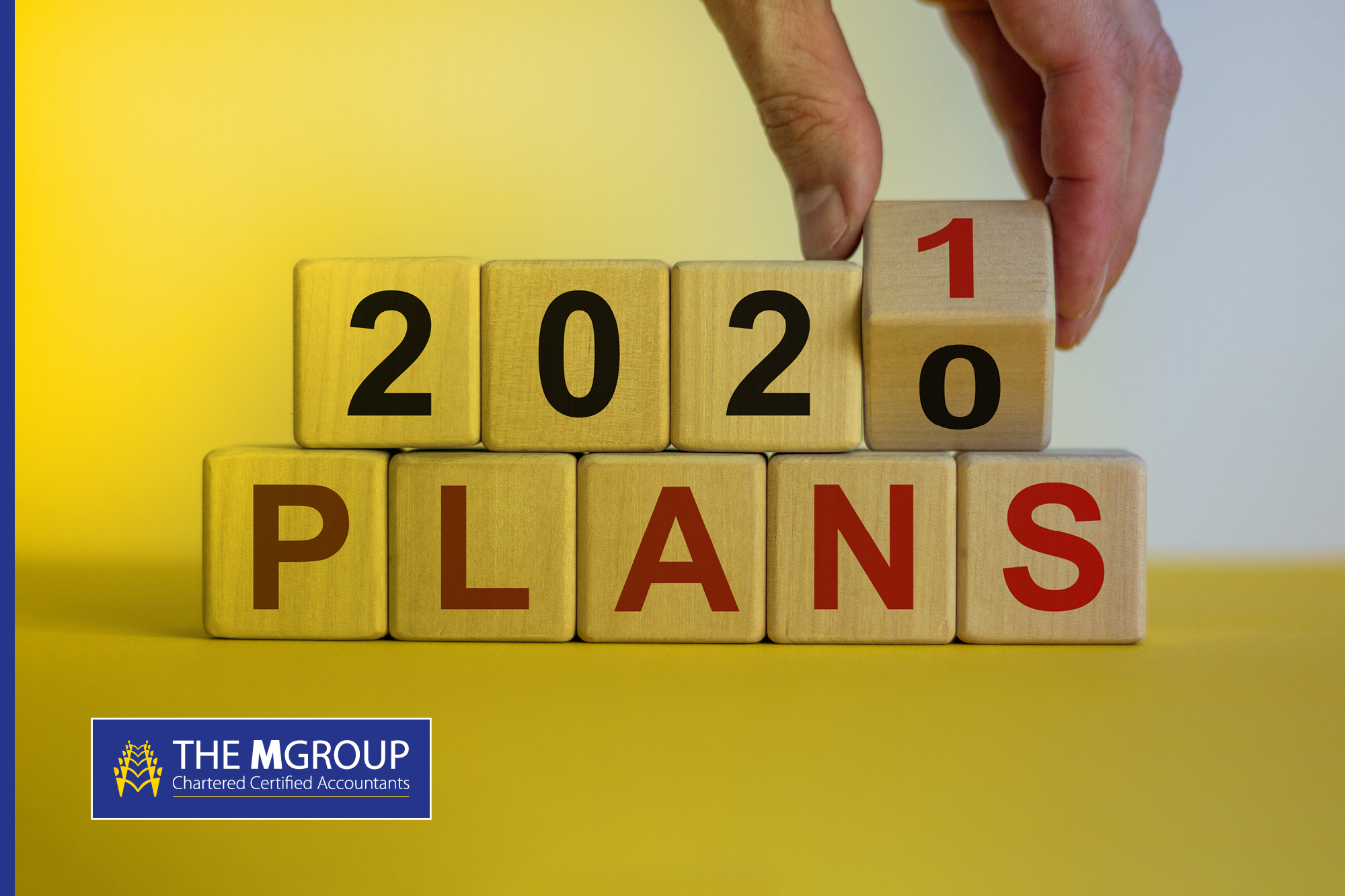 Image of 2021 Plans in Red