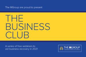 The Business Club logo